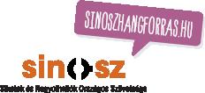 SINOSZ – Hangforrás Logo